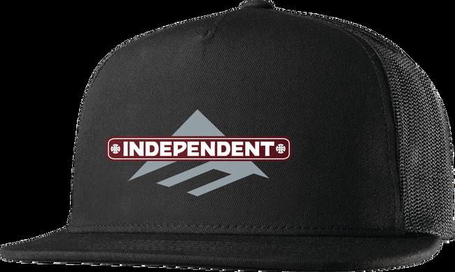 Indy Trucker Hat - BLACK - hi-res