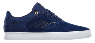 REYNOLDS LOW VULC - NAVY/WHITE/GOLD - hi-res