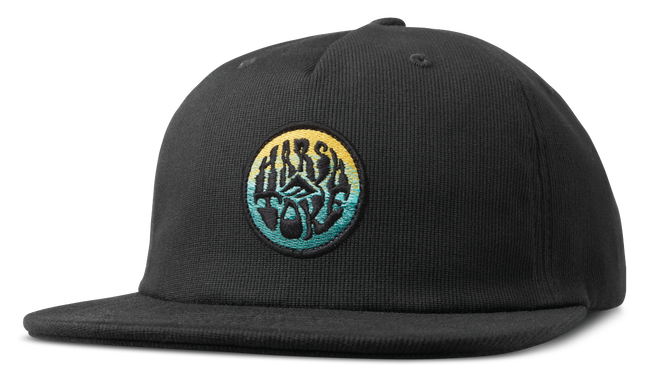 HARSH TOKE SNAPBACK - BLACK - hi-res