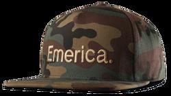 Pure Snapback Cap - CAMO - hi-res