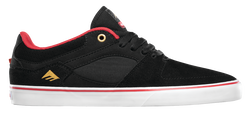 Hsu Low Vulc X Chocolate - BLACK/RED/WHITE - hi-res