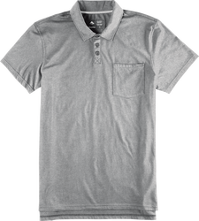 Waysted Polo - GREY/HEATHER - hi-res