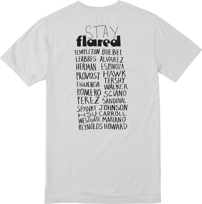 STAY FLARED -  - hi-res