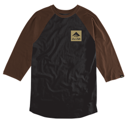 Emerica X Chocolate Raglan - BROWN/BLACK - hi-res