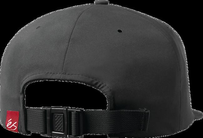 TECH SCRIPT CAP - BLACK - hi-res