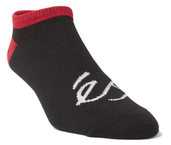 TECH NO SHOW SOCK - BLACK - hi-res