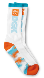DGK SOCK - WHITE - hi-res