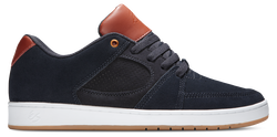 ACCEL SLIM - NAVY/BROWN/WHITE - hi-res