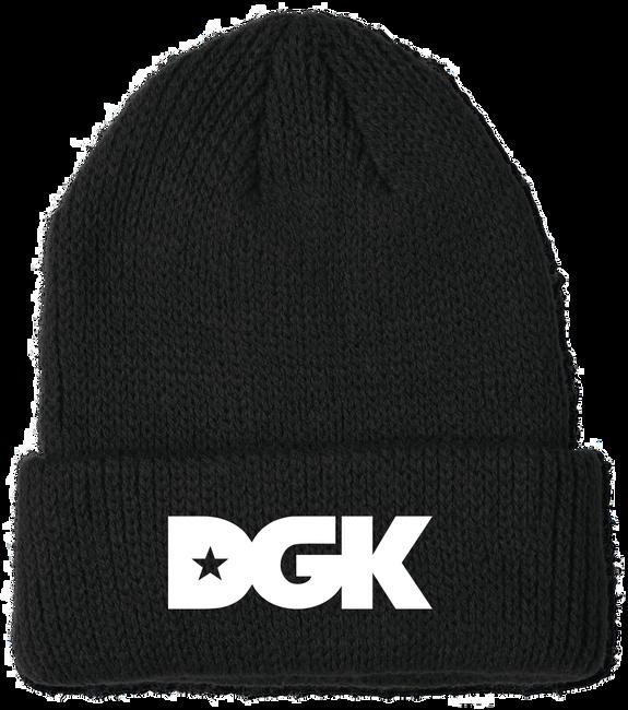 DGK BEANIE - BLACK - hi-res