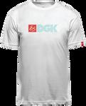 DGK TEE - WHITE - hi-res
