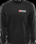 DGK LS TEE - BLACK - hi-res