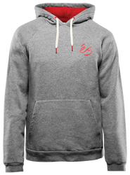 SCRIPT PULLOVER - GREY/HEATHER - hi-res
