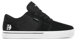 BARGE LS KIDS - BLACK/WHITE - hi-res | Etnies