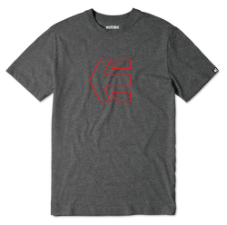 ICON OUTLINE - CHARCOAL/HEATHER - hi-res   Etnies