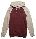 CORP BOX PULLOVER - BURGUNDY - hi-res | Etnies