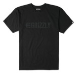 GRIZZLY LOCK TEE - BLACK - hi-res | Etnies