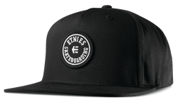 SCOUT SNAPBACK - BLACK/WHITE - hi-res | Etnies