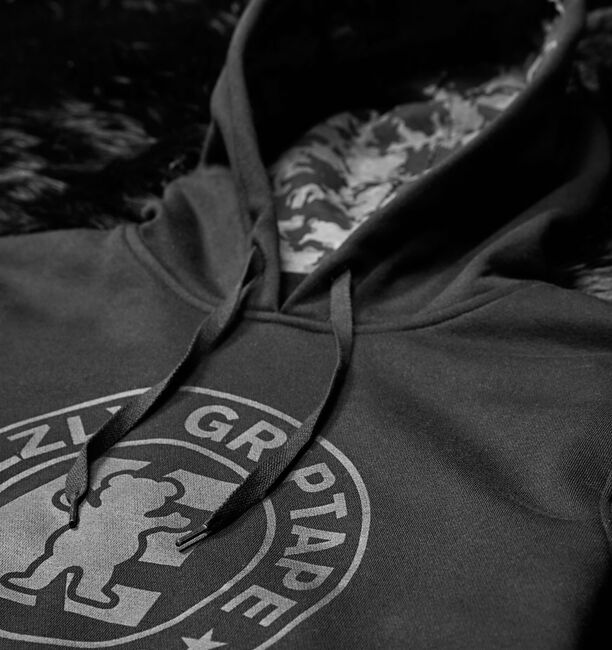 GRIZZLY CORP PULLOVER - BLACK - hi-res | Etnies