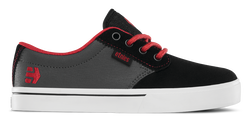 Jameson 2 Eco Kids - BLACK/DARK GREY/RED - hi-res | Etnies