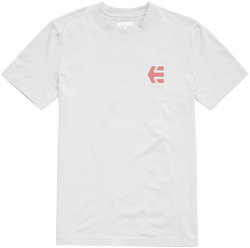 SCRIPTY SHORT SLEEVE - WHITE - hi-res | Etnies