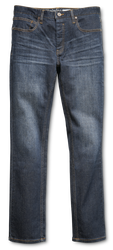 E2 Straight Denim - WORN INDIGO - hi-res