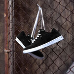 THE SCAM - BLACK/WHITE - hi-res | Etnies