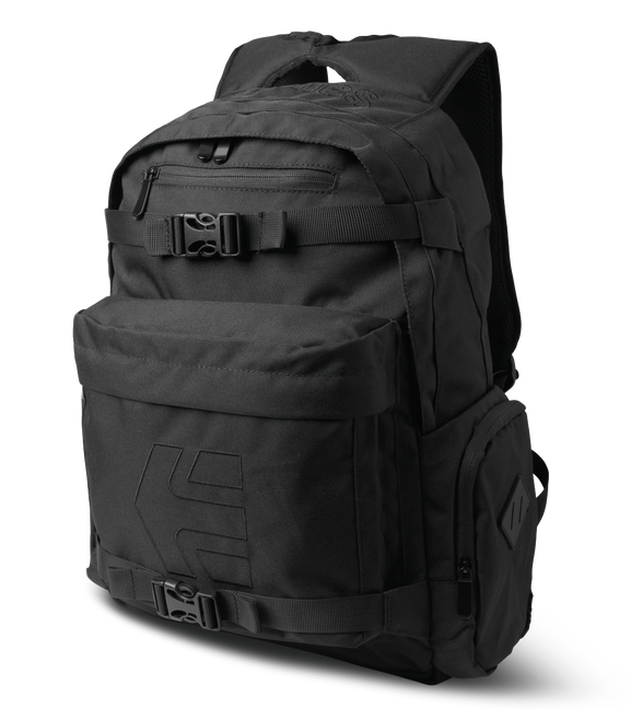 SOLITO BACKPACK - BLACK/BLACK - hi-res | Etnies