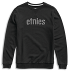 E-LOCK CREW - BLACK/GREY - hi-res | Etnies