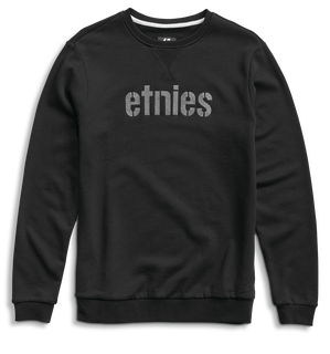 E-LOCK CREW - BLACK/GREY - hi-res | Etnies