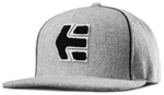 FIELDERS SNAPBACK - GREY/HEATHER - hi-res | Etnies