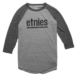 TRIBLEND RAGLAN - GREY/LIGHT GREY - hi-res | Etnies
