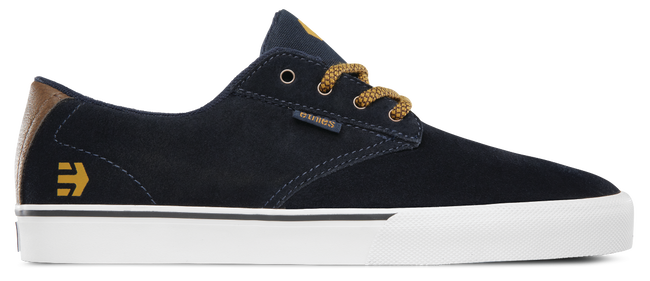 JAMESON VULC - NAVY/BROWN/WHITE - hi-res | Etnies