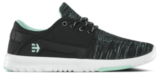 SCOUT WOMENS YARN BOMB - BLACK/GREEN/WHITE - hi-res | Etnies
