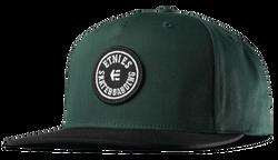 SCOUT SNAPBACK - BLACK/GREEN - hi-res | Etnies