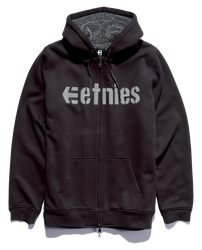 E-Lock Zip Sherpa - BLACK - hi-res | Etnies