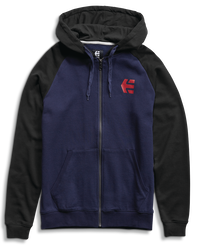E-Corp Zip - NAVY/RED - hi-res | Etnies