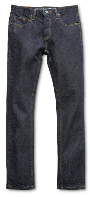 E1 SLIM DENIM - INDIGO RAW - hi-res | Etnies