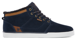 Jefferson Mid - NAVY/BROWN/WHITE - hi-res | Etnies