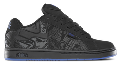 Metal Mulisha Fader - BLACK/DARK GREY/ROYAL - hi-res | Etnies