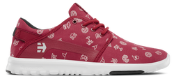 SCOUT - RED/WHITE - hi-res   Etnies