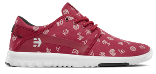 SCOUT - RED/WHITE - hi-res | Etnies