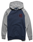 BREAKERS PULLOVER - NAVY/GREY - hi-res | Etnies