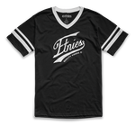HOME GAME BASEBALL TEE - BLACK - hi-res | Etnies