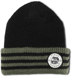 Vision Serpent Beanie - BLACK - hi-res