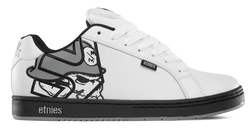 Metal Mulisha Fader - WHITE/BLACK/GREY - hi-res | Etnies