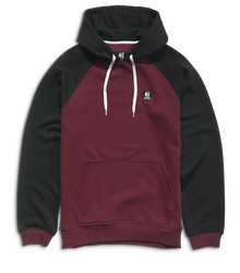 E-Base Pull Over - BURGUNDY - hi-res | Etnies
