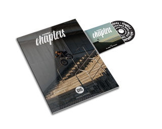 CHAPTERS DELUXE DVD + BOOK - NO COLOR - hi-res | Etnies