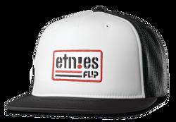 FLIP SIDE TRUCKER - BLACK/WHITE - hi-res | Etnies