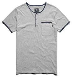 Kilroy Henley - GREY/HEATHER - hi-res | Etnies