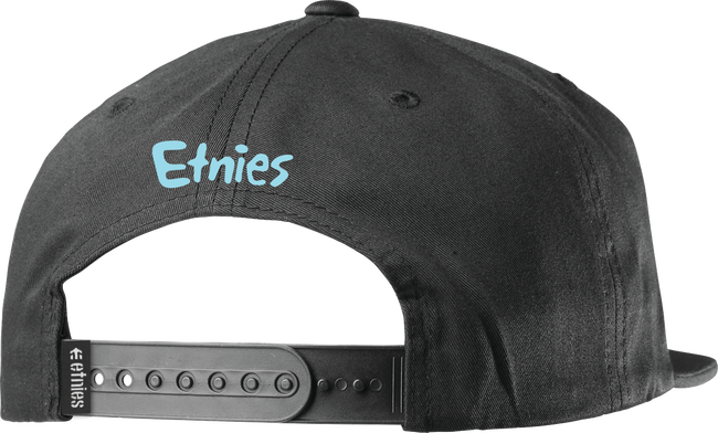 FLOWER SHOT CAP - BLACK - hi-res | Etnies